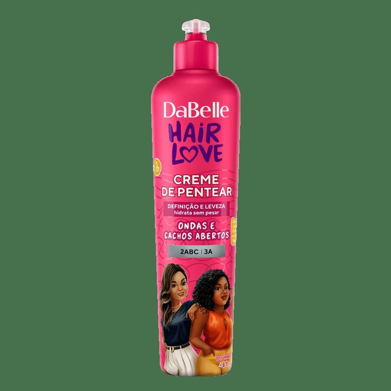 DaBelle Hair Love Creme Para Pentear Ondas e Cachos Abertos 400G
