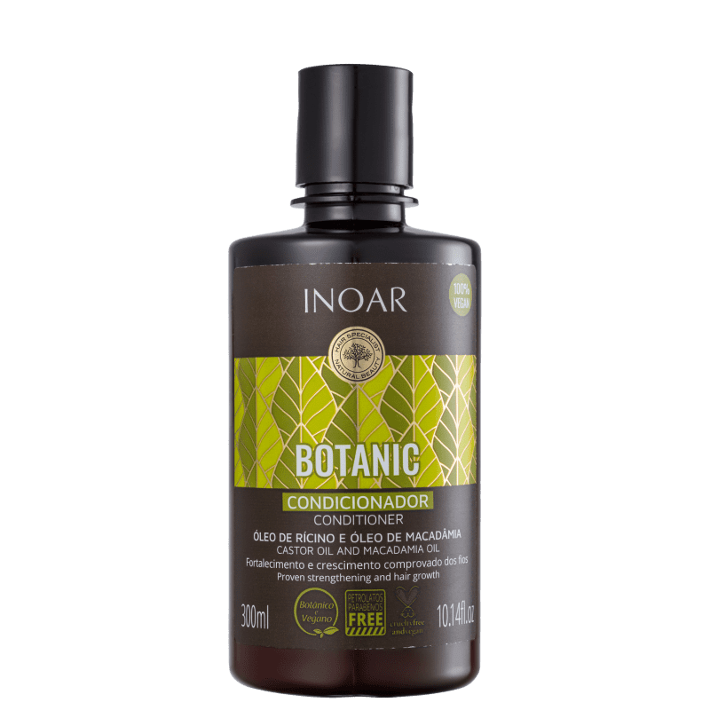 Inoar Botanic - Condicionador 300ml