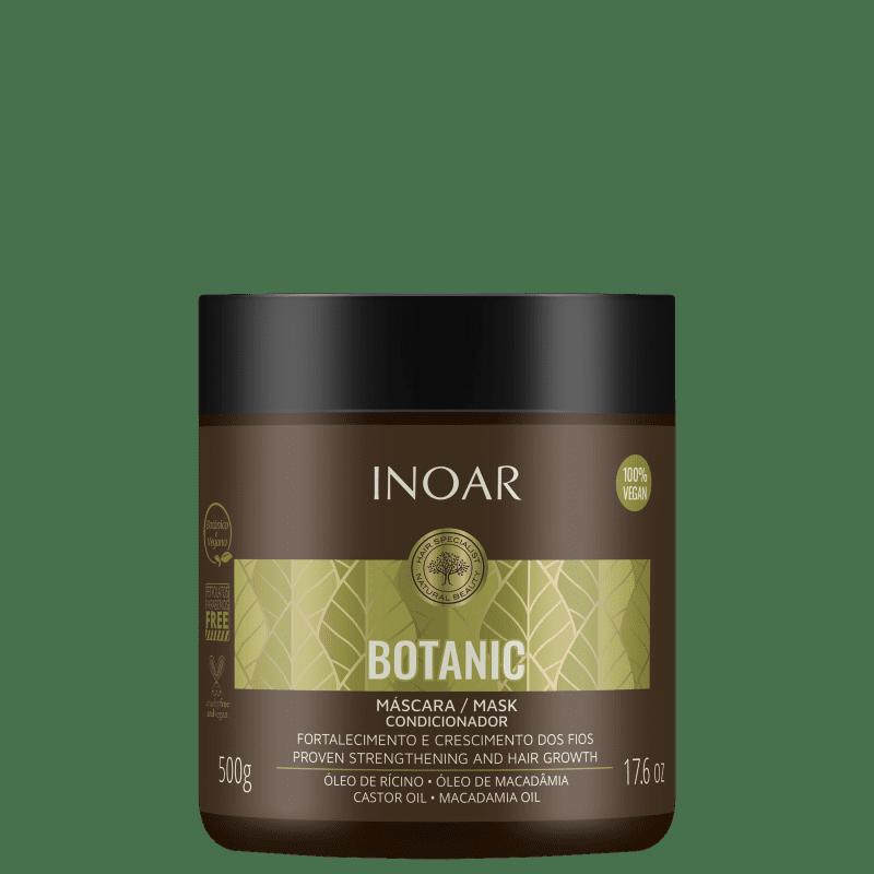 Inoar Botanic - Máscara Capilar 500g