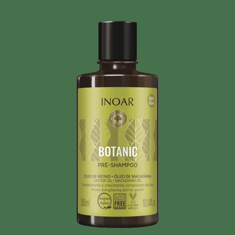 Inoar Botanic - Pré-Shampoo 300ml