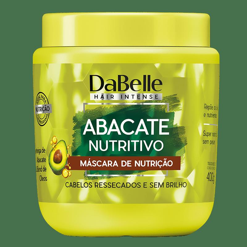 DaBelle Hair Máscara Abacate Nutritivo 400G