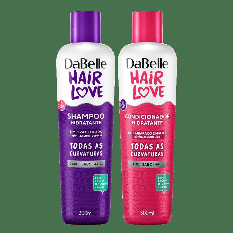 Kit DaBelle Hair Love Shampoo + Condicionador