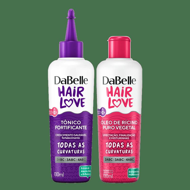 Kit DaBelle Hair Love Óleo + Tônico