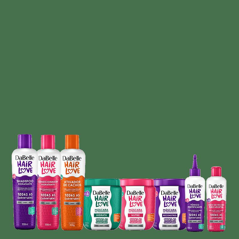 Kit DaBelle Hair Love Ativador