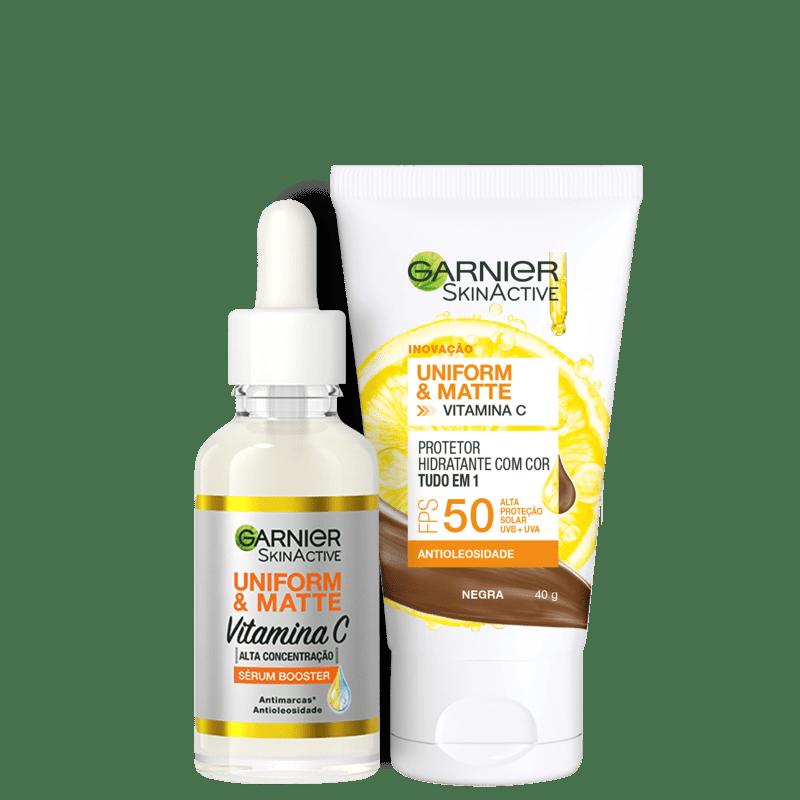 Kit Garnier SkinAtive Pele Radiante #2 (2 Produtos)