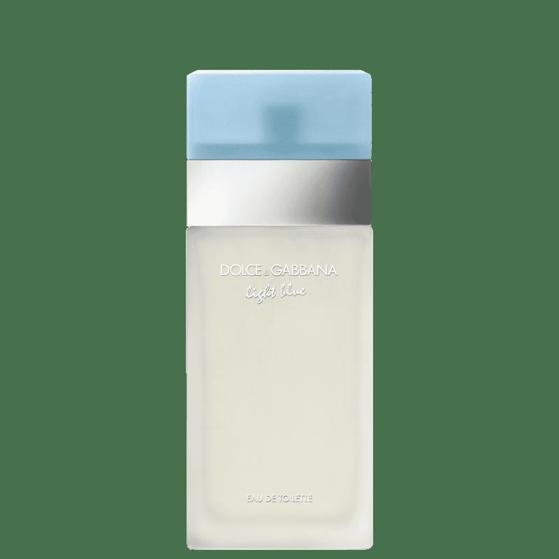 Light Blue Dolce & Gabbana Eau de Toilette - Perfume Feminino 50ml
