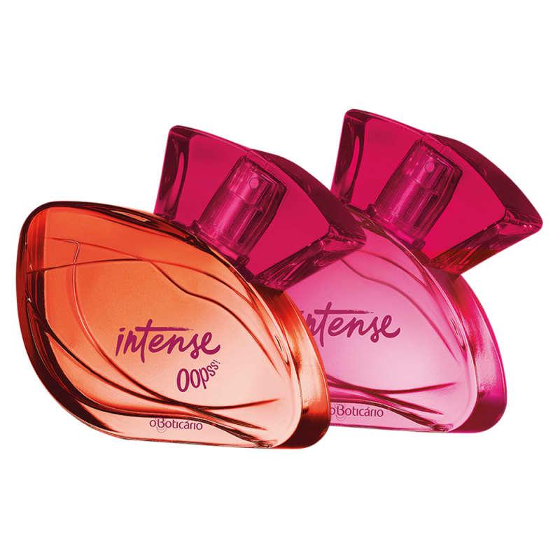 Combo Intense: Intense Desodorante Colônia 70ml + Intense Oopss! Desodorante Colônia 70ml