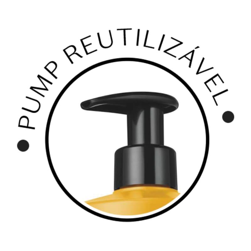 Pump para Shampoo e Condicionador Match 1 unidade