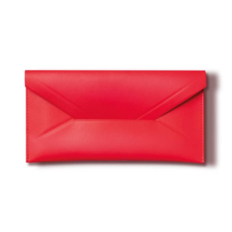 Nécessaire Clutch Vermelha Floratta Red