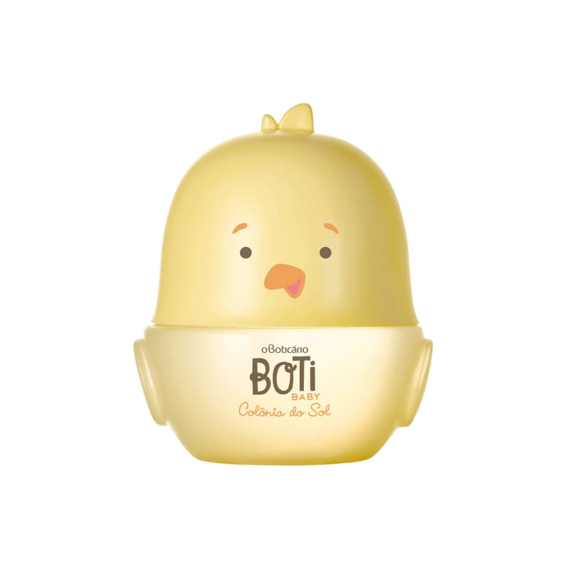 Colônia Boti Baby Sol 100ml