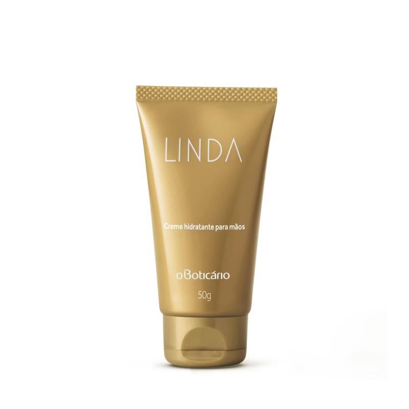 Creme Desodorante Hidratante para Mãos Linda 50g