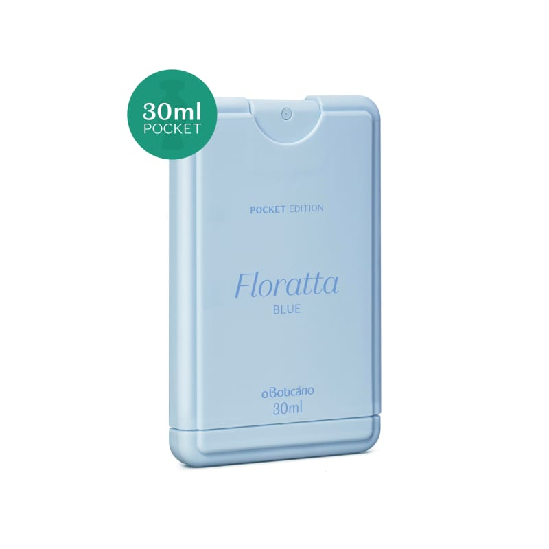Floratta Blue Desodorante Colônia Pocket 30ml