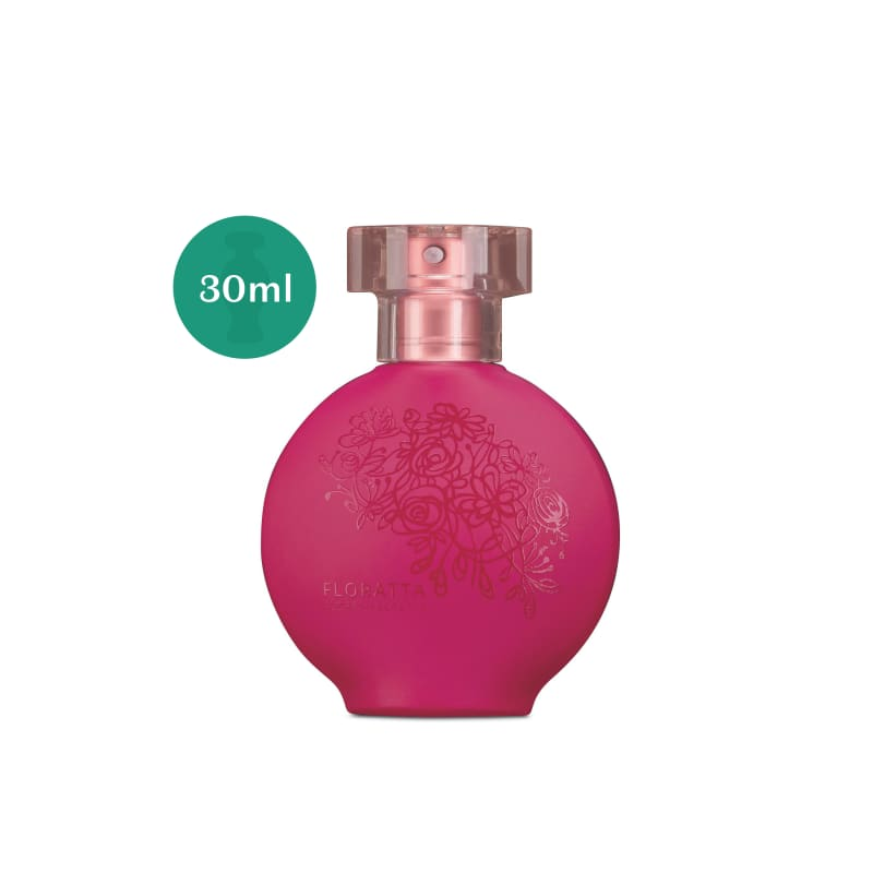 Floratta Flores Secretas Desodorante Colônia 30ml