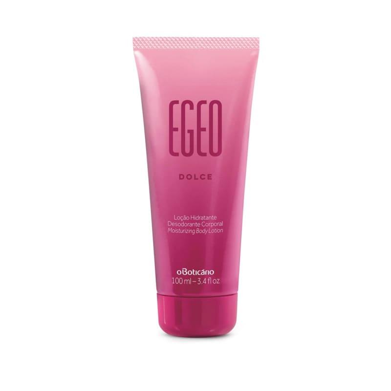 Creme Desodorante Hidratante Corporal Egeo Dolce 100ml