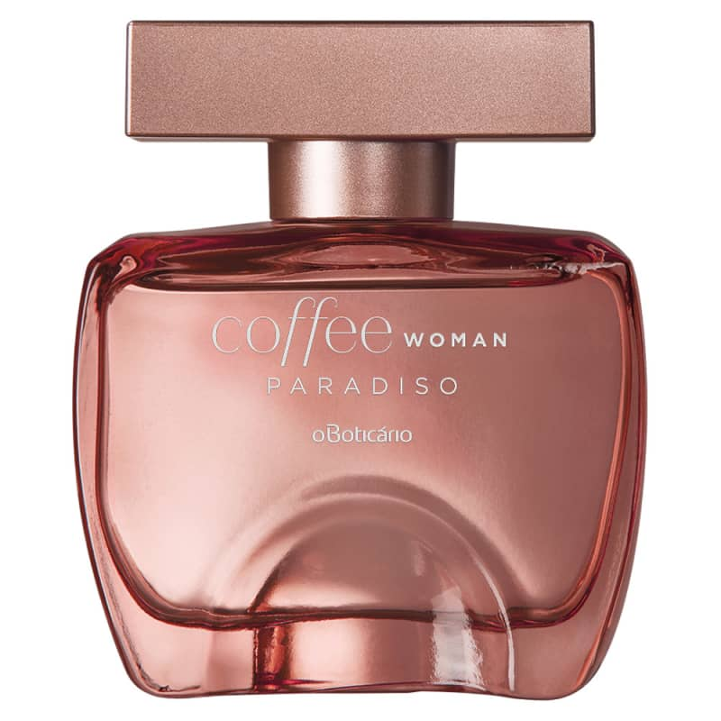 Coffee Woman Paradiso Desodorante Colônia 100ml