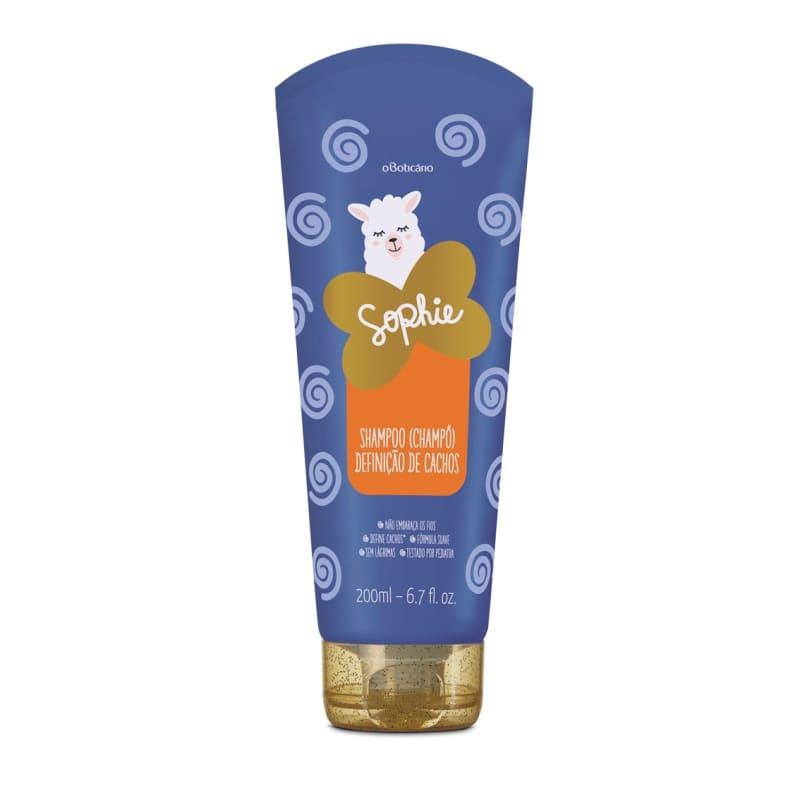 Shampoo Sophie Cachos 200ml