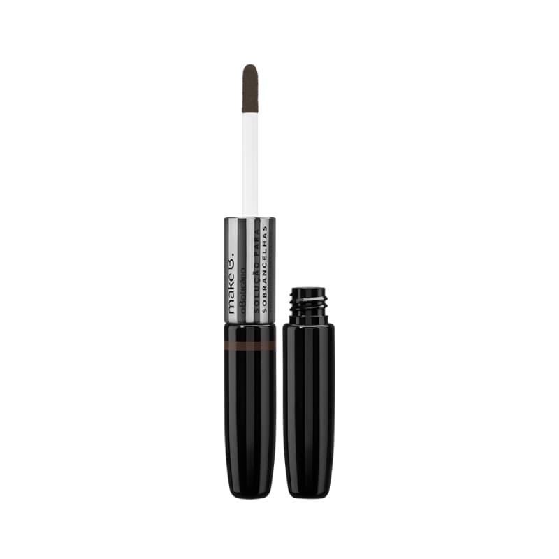 Solução para Sobrancelha UP Brow Escuro Make B. 6,9 g