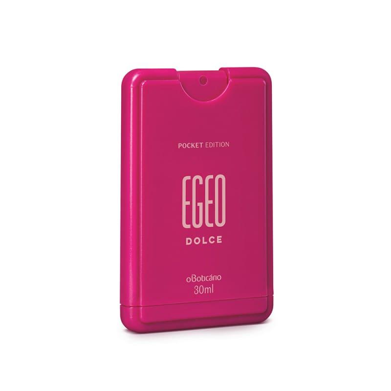 Egeo Dolce o Boticário - Desodorante Colônia Feminino 30ml