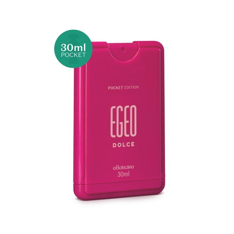 Egeo Dolce Desodorante Colônia Pocket 30ml