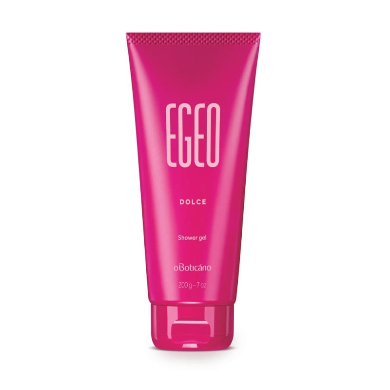 Shower Gel Cabelo E CorPó Egeo Dolce, 200 g