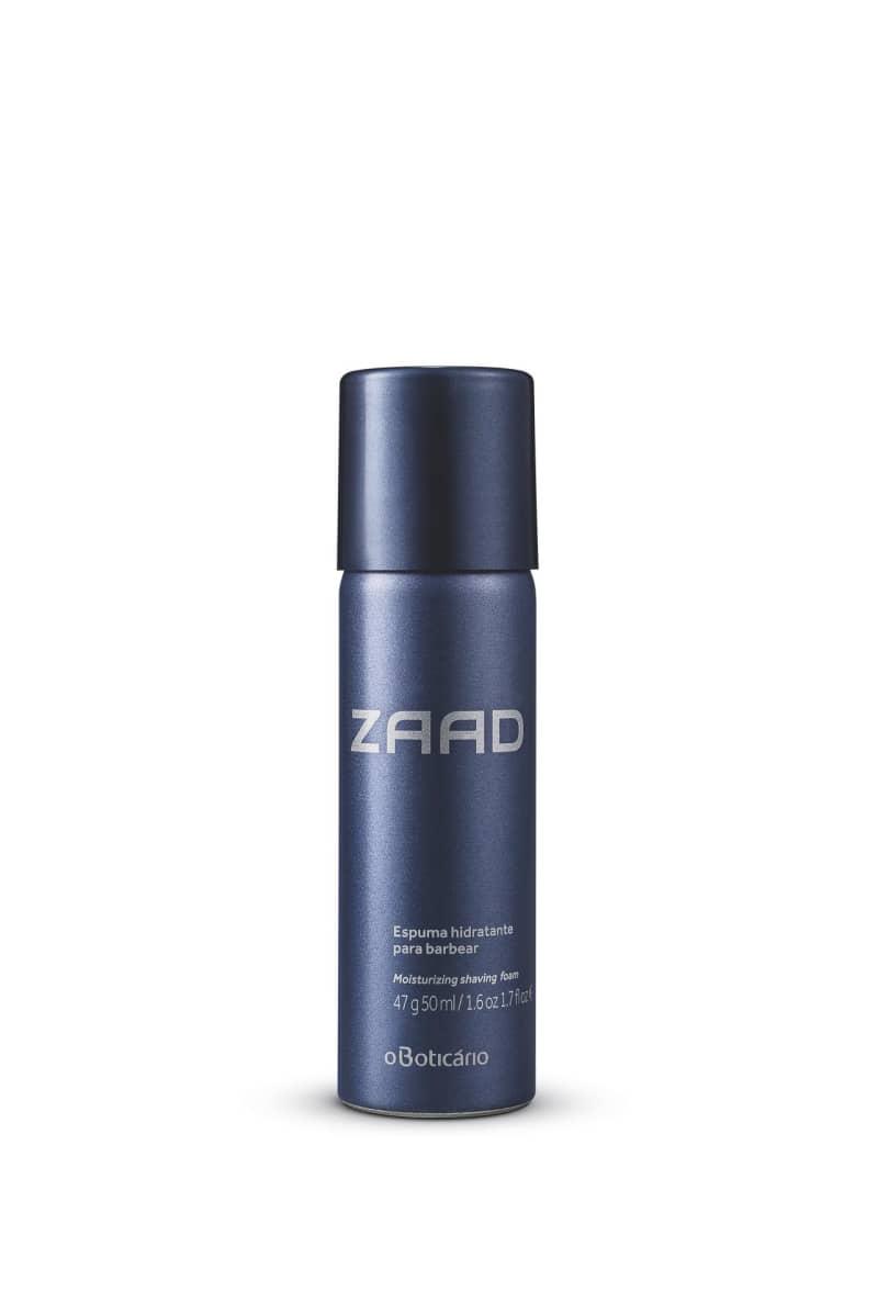 Zaad Espuma De Barbear, 47 g