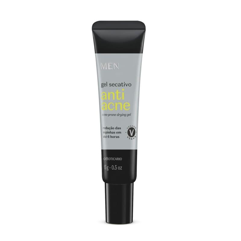 Gel Secativo Facial para Espinhas MEN 15g