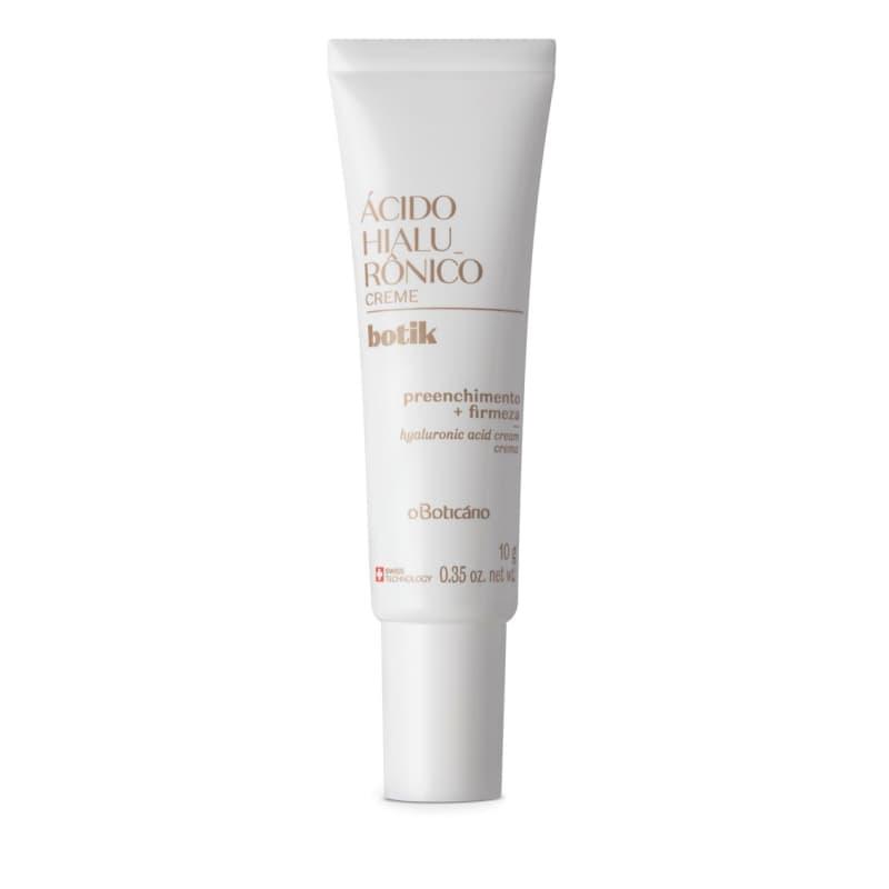 Botik Creme Facial Firmador Acido Hialuronico 10 g PRM