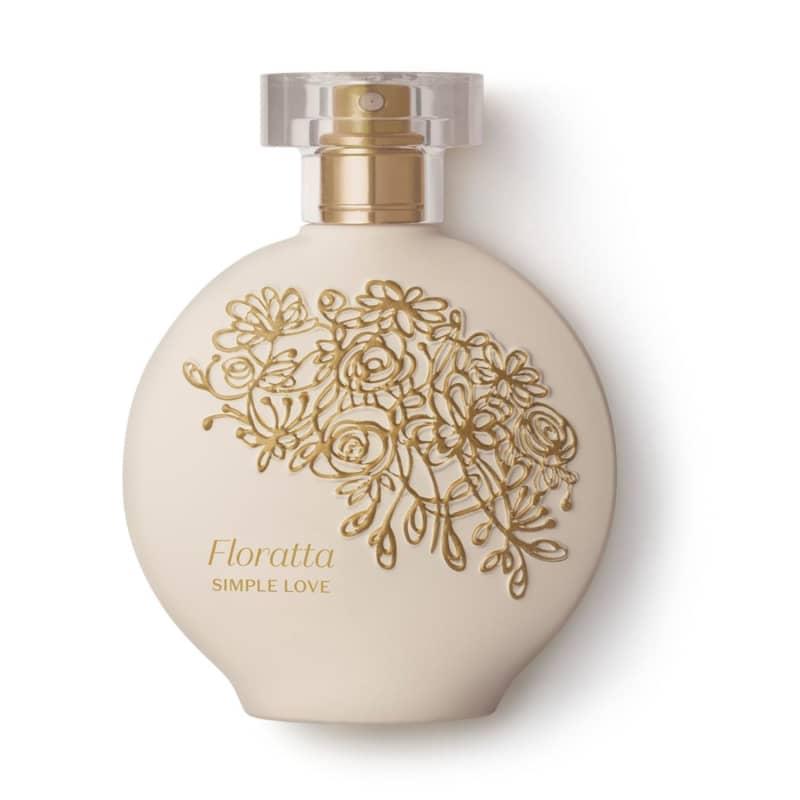 Floratta Simple Love Desodorante Colônia 75ml