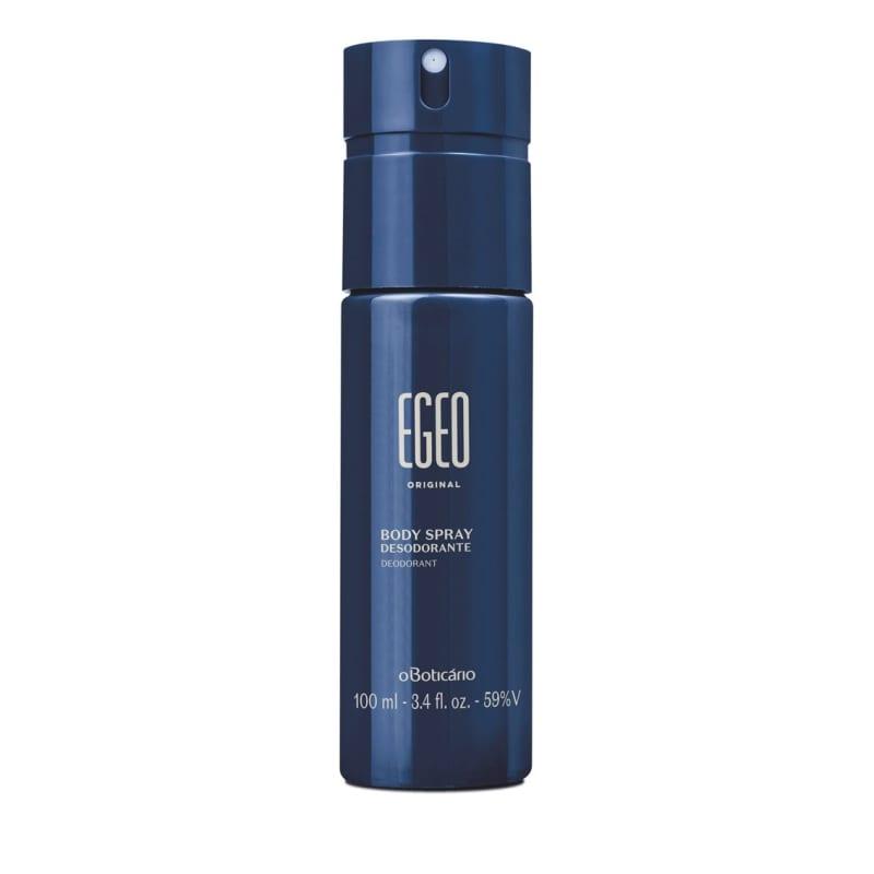 Desodorante Body Spray Egeo Original 100ml