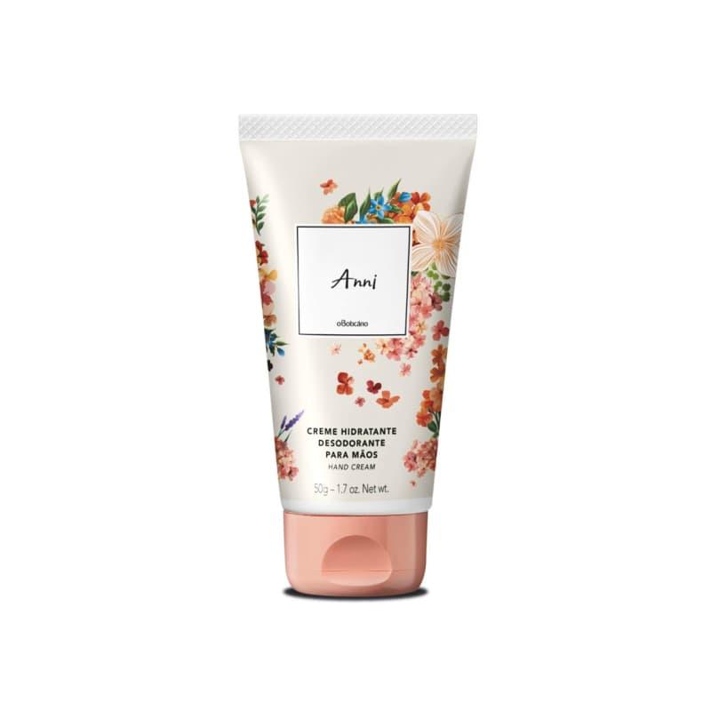 Creme Desodorante Hidratante para Mãos Boticollection Anni 50g