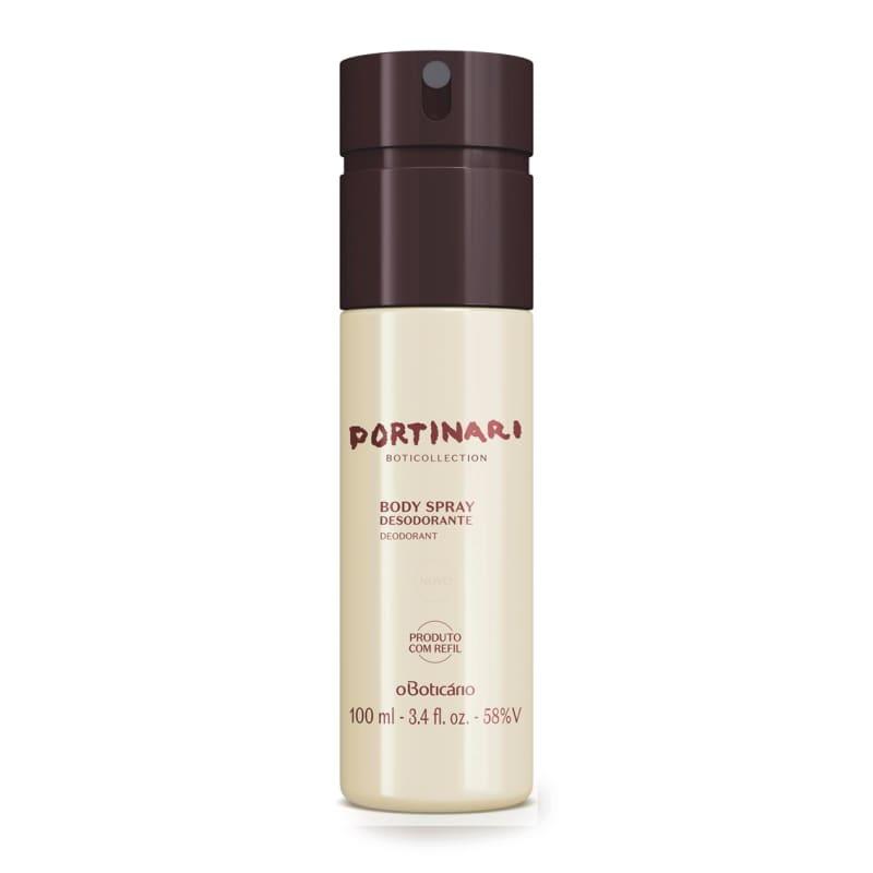 Desodorante Body Spray Boticollection Portinari 100ml