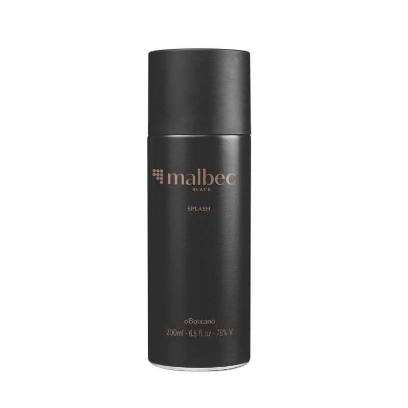 Splash Desodorante Colônia Malbec Black
