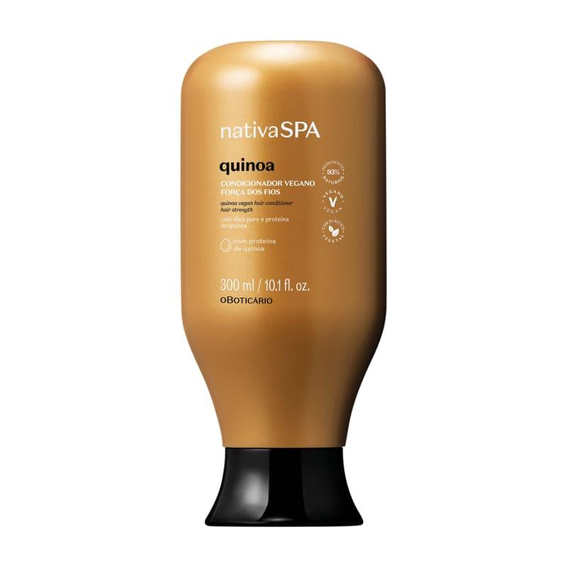 Condicionador Vegano Força dos Fios Nativa SPA Quinoa 300ml