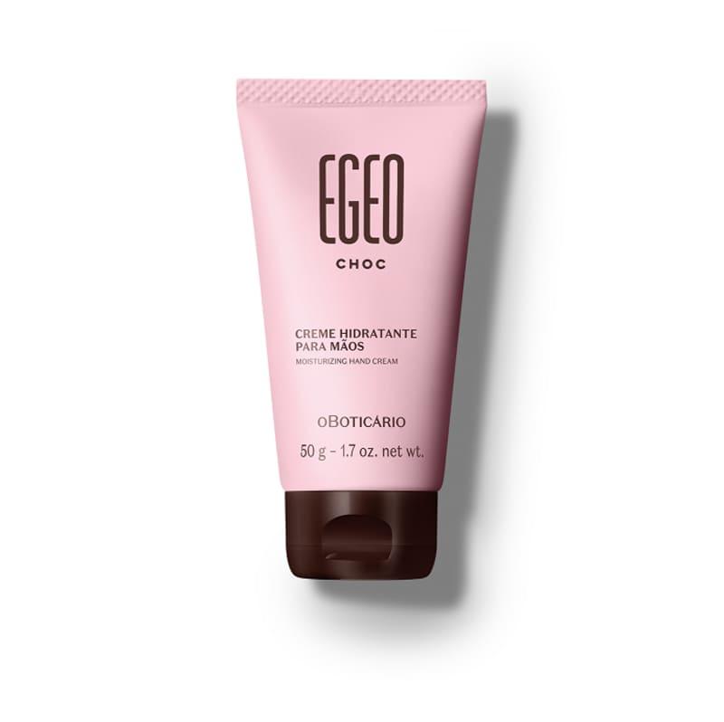 Creme Hidratante Para Mãos Egeo Choc 50g