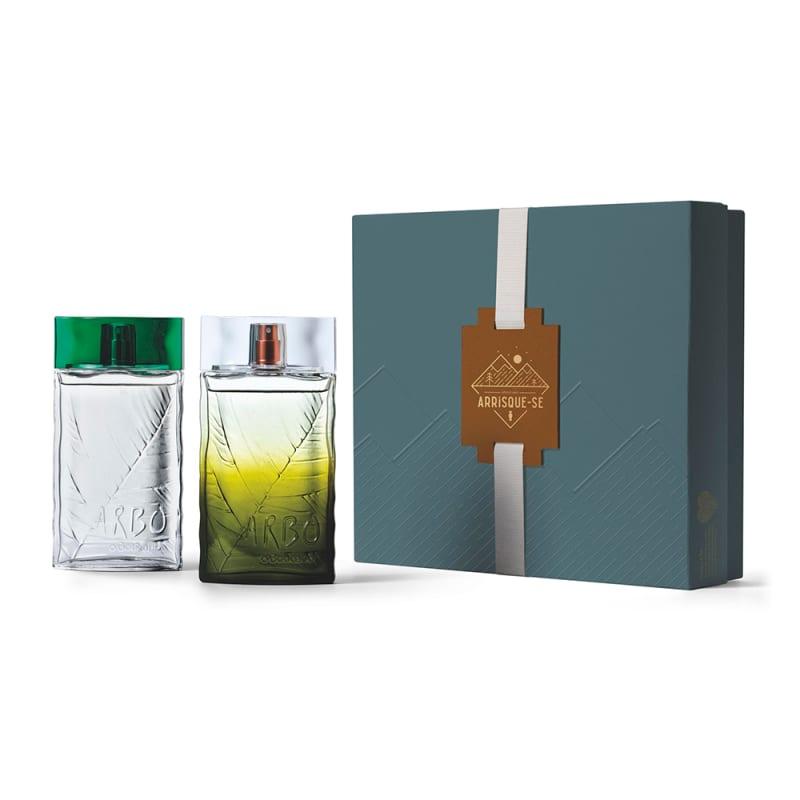 Conjunto Arbo & Arbo Reserva o Boticário Dia dos Pais - Desodorante Colônia 2x100ml