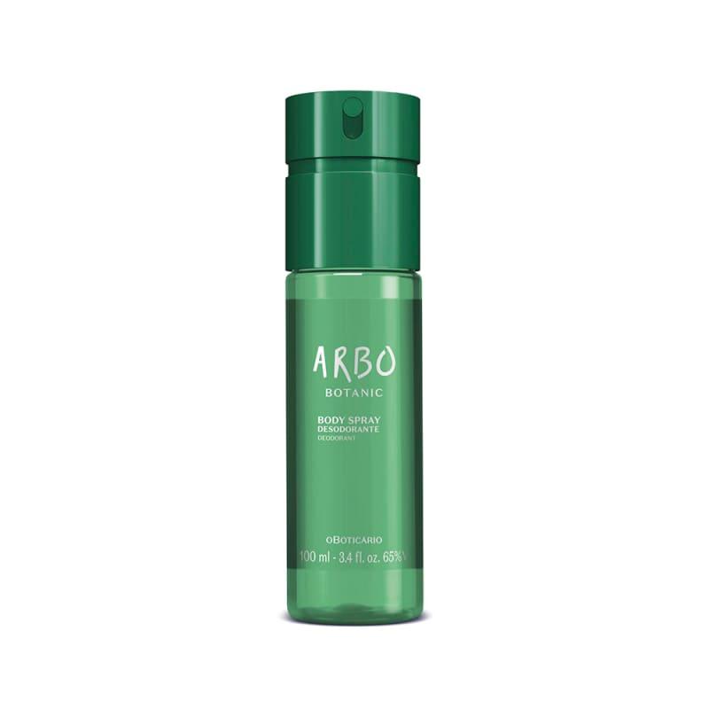 Body Spray Desodorante Arbo Botanic 100ml
