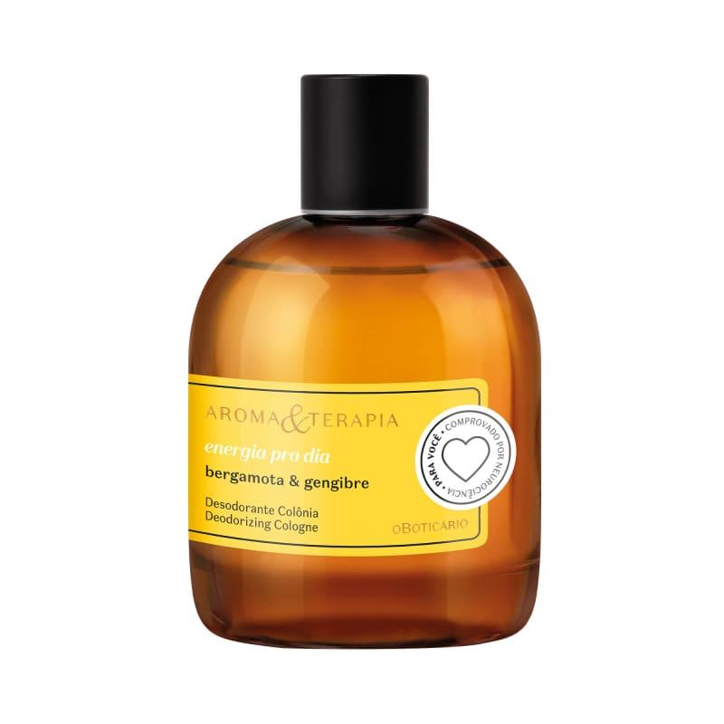 Aroma & Terapia Energia Pro Dia Desodorante Colônia 75ml