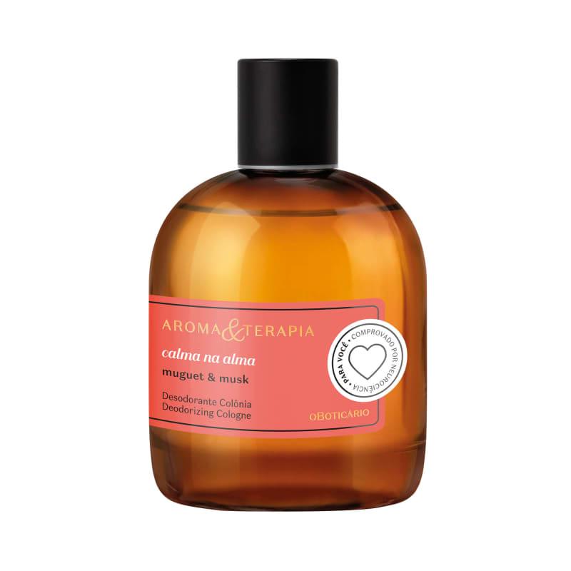 Aroma & Terapia Calma na Alma Desodorante Colônia 75ml
