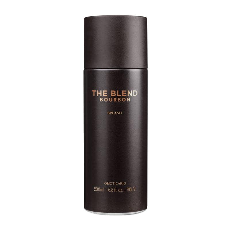 The Blend Bourbon Desodorante Colônia Splash 200ml