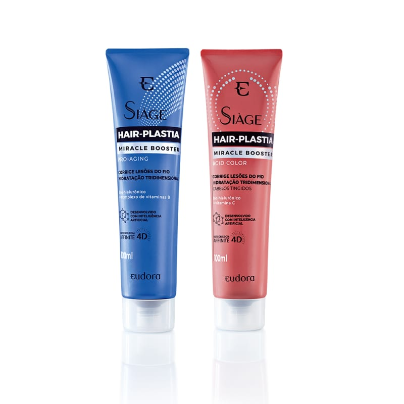 Combo Siàge Boosters Acid Color + Pro-Aging