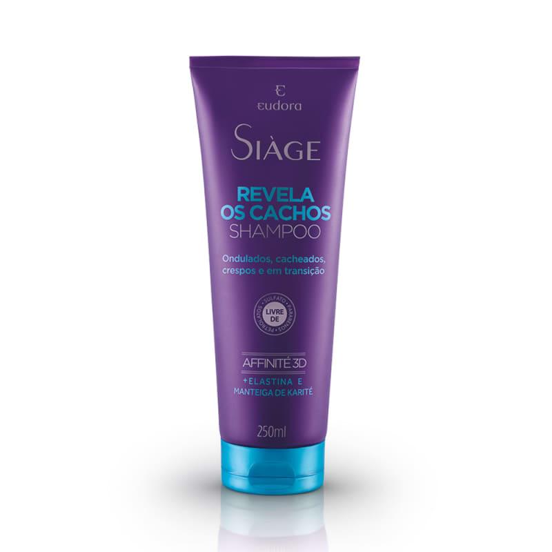 Shampoo Siàge Revela os Cachos 250ml