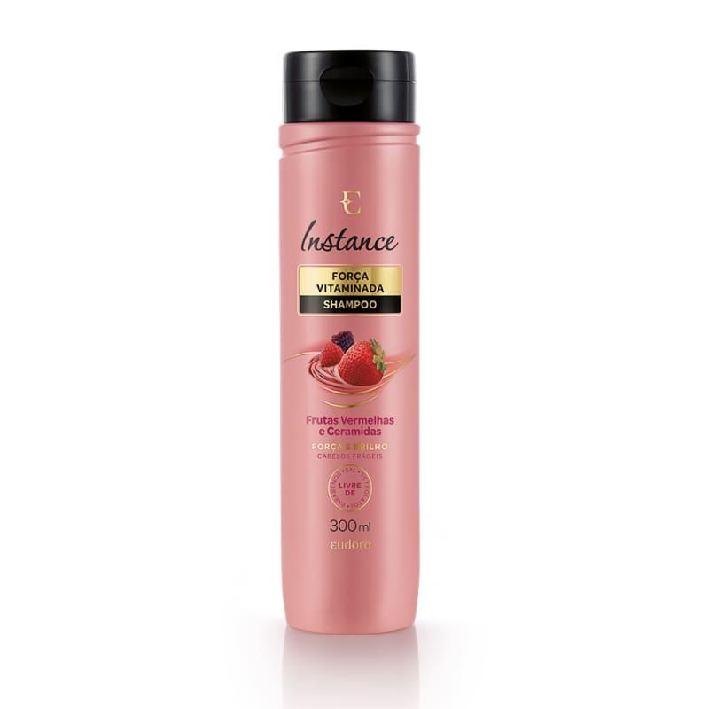 Instance Frutas Vermelhas Shampoo 300ml