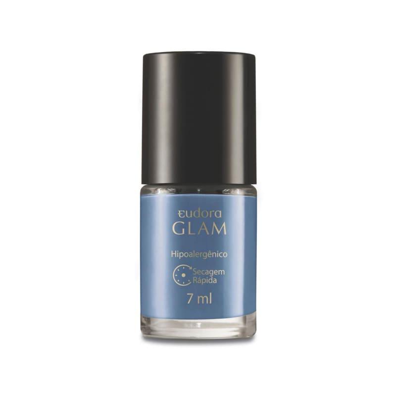 Esmalte Glam Azul Enigmático