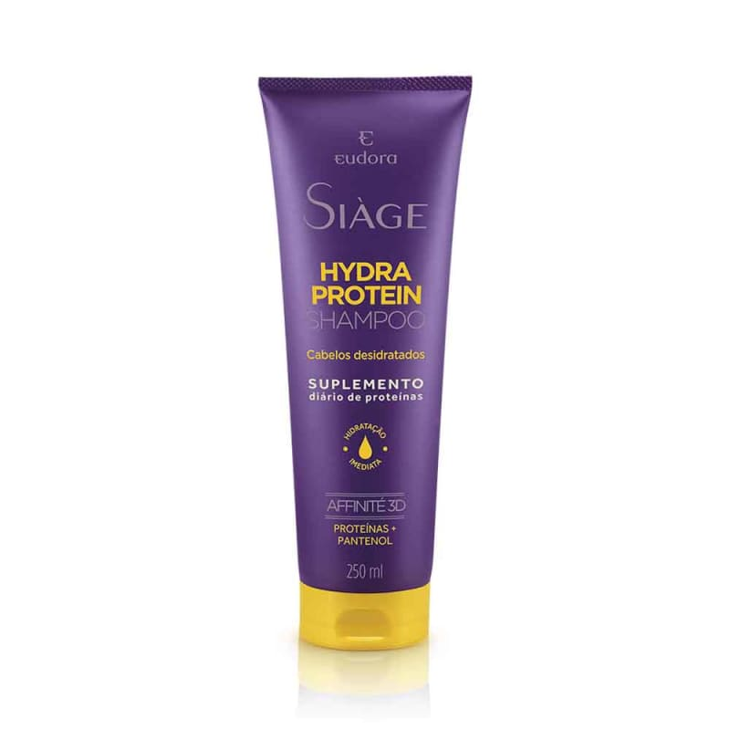 Shampoo Hydra Protein Siàge 250ml