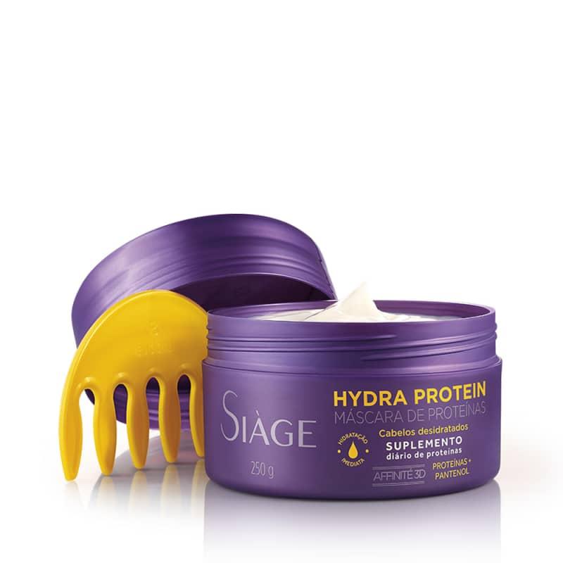 Máscara Capilar Hydra Protein Siàge, 250g