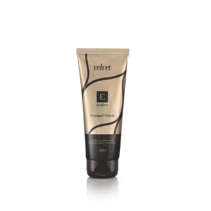 Loção Hidratante Desodorante Sensual Velvet 100ml