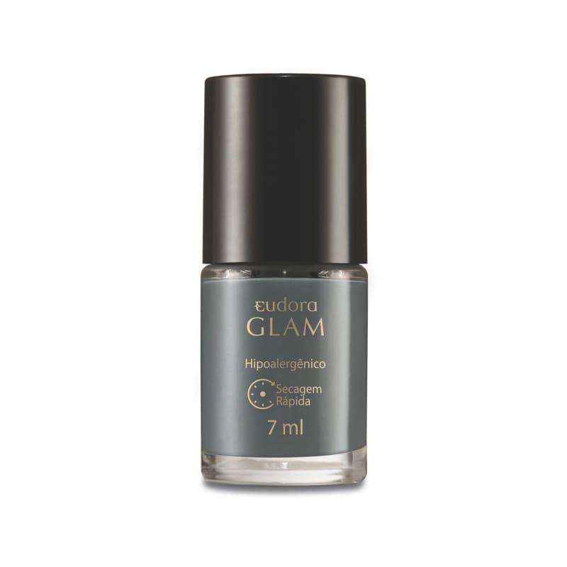 Esmalte Glam Cinza Elegante 7ml