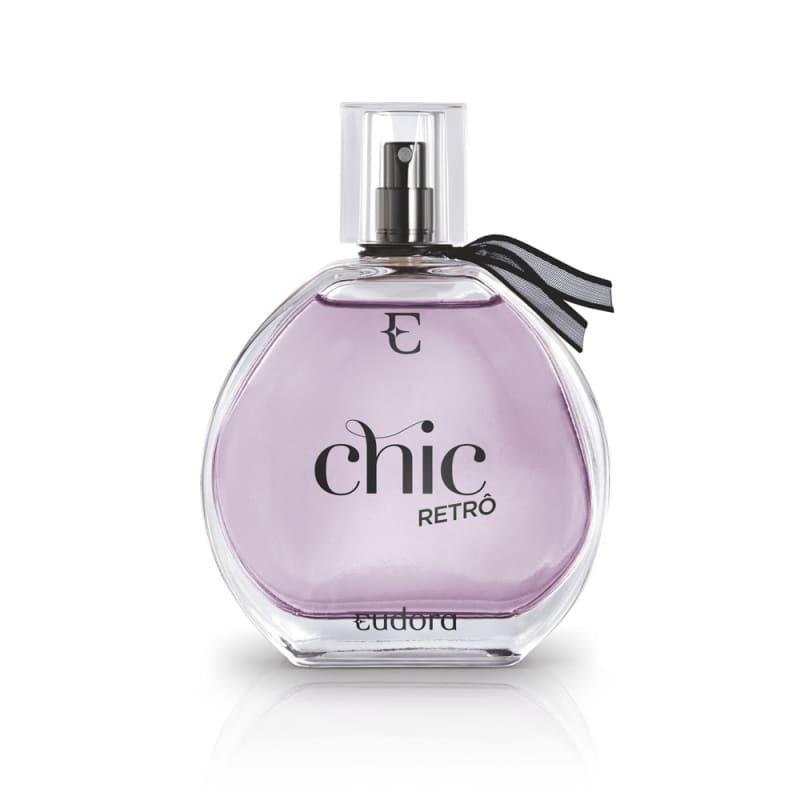Colônia Desodorante Chic Retrô 95ml (Nova embalagem)