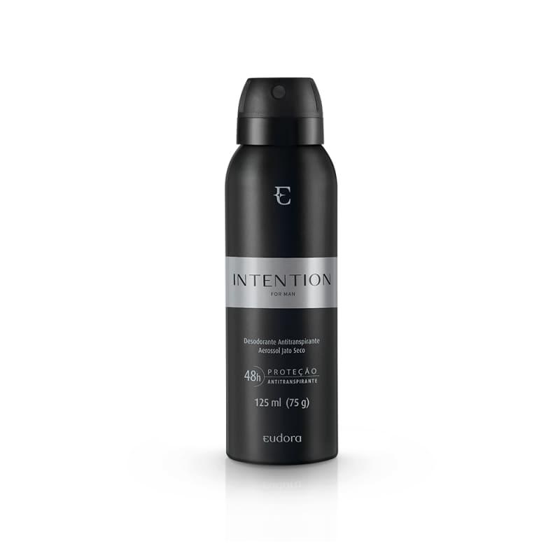 Desodorante Antitranspirante Aerossol Intention For Man 125ml