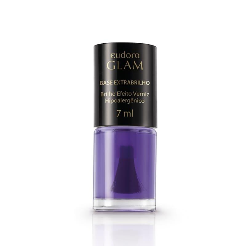 Eudora Glam Extrabrilho - Base Incolor 7ml